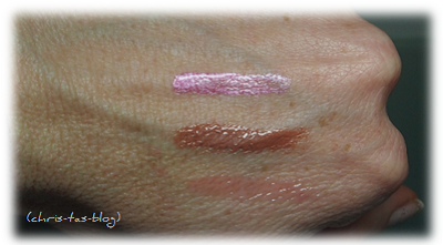 wet n wild ® Mega Slicks TM Lip Gloss in 3 Nuancen