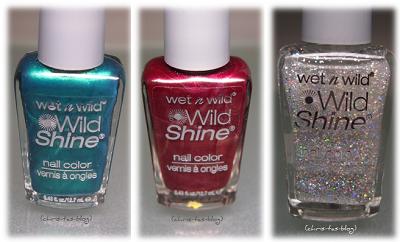 wet n wild ® Wild Shine ® Nagellack