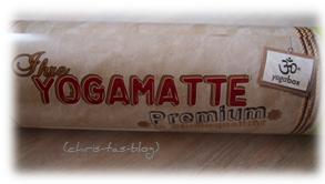 Yopgamatte von Yogabox