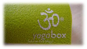Yogamatte von Yogabox